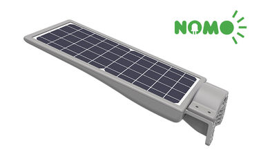 China 1800 Lumen Pole Mounted Solar Lights , Stable Street Light Using Solar Panel supplier
