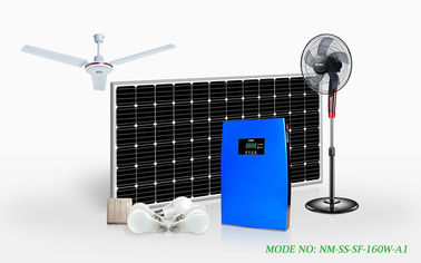 Illumination Off Grid Power Systems , 15A Residential Solar Panel System