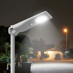 Motion Sensor Solar Led Garden Lights L534*W113*H225 Mm 600 Lm Output