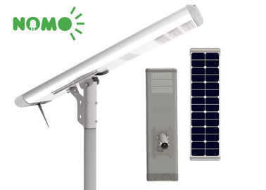 High Brightness Solar Powered Parking Lot Lights 2700-6500 K Color Temperature
