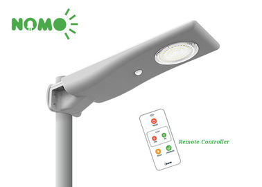 China External Solar Led Street Light 30 Hours Working Time LiFePO4 Battery supplier