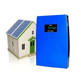 Three Models Off Grid Solar System LiFePO4 Battery MPPT Controller DC Home Appliances