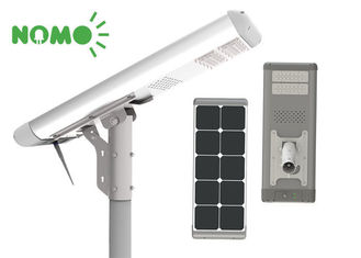 Self Cleaning High Power Led Street Light , Solar Led Street Lamp Aluminium Alloy