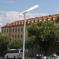 China Outdoor Integrated Smart Solar Street Light Management System Lithium Battery 120W supplier