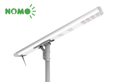 China Industrial Solar Powered Security Lights , Led Street Light With Solar Panel factory