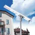 Safety All In One Solar Panel Street Lights 2700-6500 K Rosh Approved