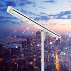 Auotmatic Cleaning All In One Solar LED Street Light Super Brightness Entire Aluminium Alloy Case