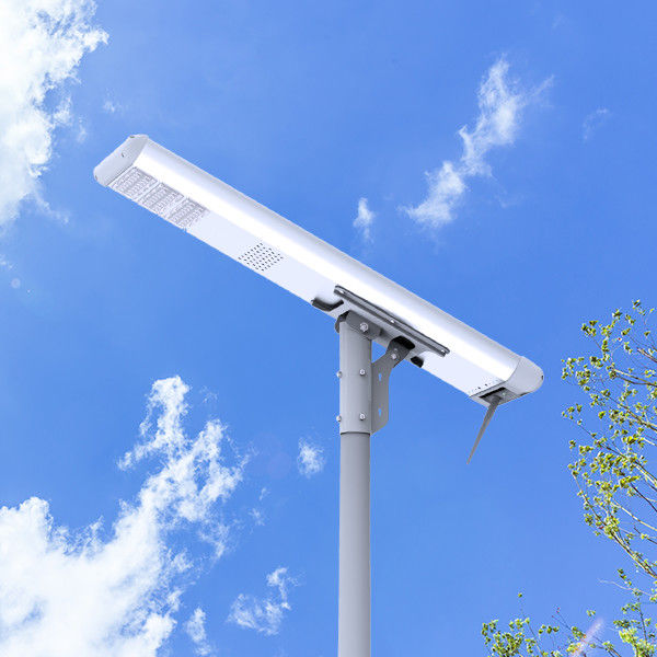 Energy Saving Integrated Solar Led Street Light Auto On / Off MPPT Controller