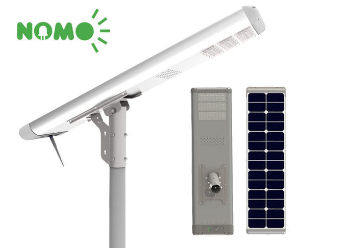 Smart Solar Led Street Light 6 To 8 Meter Height 2700-6500 K Color Temperature